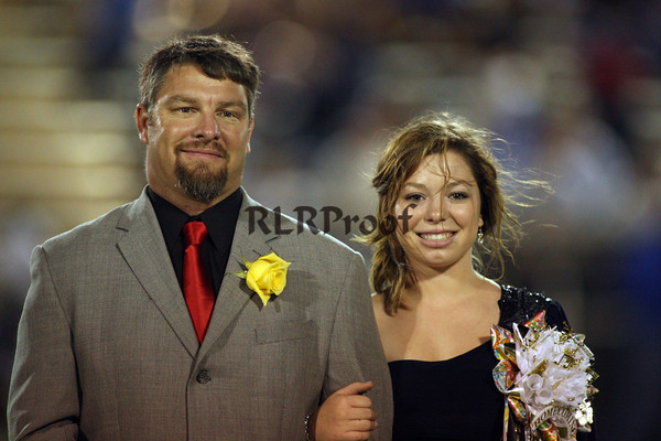 2011 Cleburne HS - Home Coming Court (2)