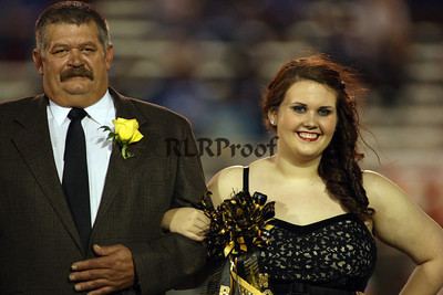 2011 Cleburne HS - Home Coming Court (8)