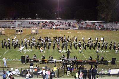 CHS Jacket Band Halftime October 17, 2008 (3)