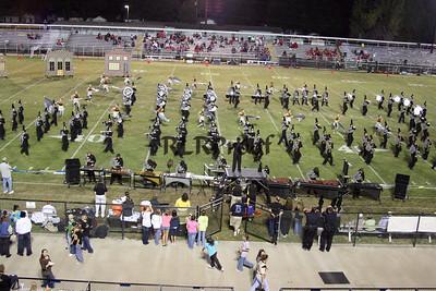 CHS Jacket Band Halftime October 17, 2008 (18)