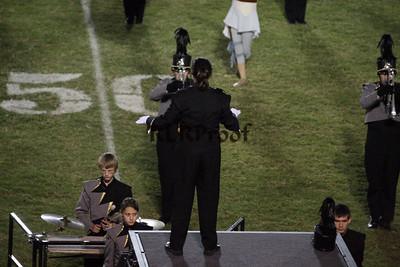 CHS Jacket Band Halftime October 17, 2008 (42)