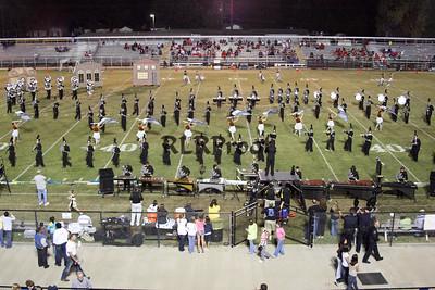 CHS Jacket Band Halftime October 17, 2008 (9)