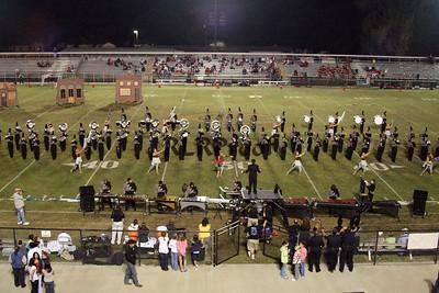 CHS Jacket Band Halftime October 17, 2008 (2)
