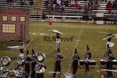 CHS Jacket Band Halftime October 17, 2008 (16)
