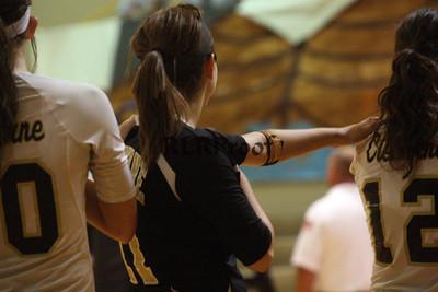 CHS Varsity Volleyball vs Granbury Sept 23, 2011 (9)