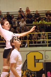 CHS Varsity Volleyball vs Granbury Sept 23, 2011 (25)