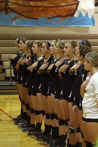 CHS Varsity Volleyball vs Granbury Sept 23, 2011 (6)