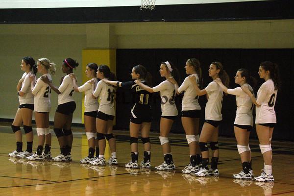 CHS Varsity Volleyball vs Granbury Sept 23, 2011 (1)