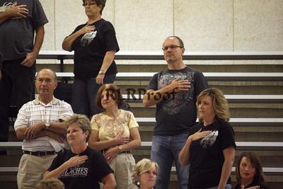 CHS Varsity Volleyball vs Granbury Sept 23, 2011 (4)