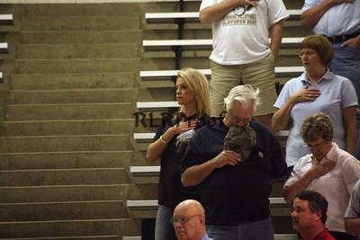 CHS Varsity Volleyball vs Granbury Sept 23, 2011 (5)