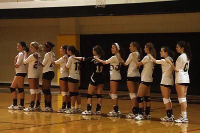 CHS Varsity Volleyball vs Granbury Sept 23, 2011 (2)