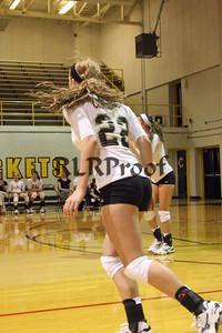 CHS Varsity Volleyball vs Everman Sept 9, 2011 (13)