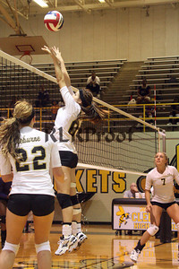 CHS Varsity Volleyball vs Everman Sept 9, 2011 (39)