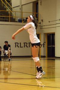 CHS Varsity Volleyball vs Everman Sept 9, 2011 (22)