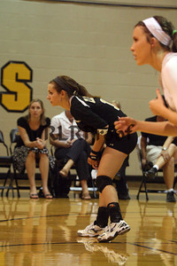 CHS Varsity Volleyball vs Everman Sept 9, 2011 (30)