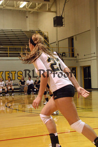 CHS Varsity Volleyball vs Everman Sept 9, 2011 (14)