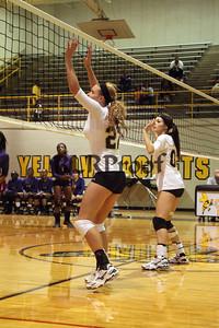 CHS Varsity Volleyball vs Everman Sept 9, 2011 (38)