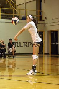 CHS Varsity Volleyball vs Everman Sept 9, 2011 (21)