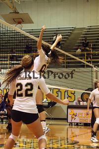 CHS Varsity Volleyball vs Everman Sept 9, 2011 (40)