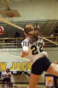 CHS Varsity Volleyball vs Everman Sept 9, 2011 (29)