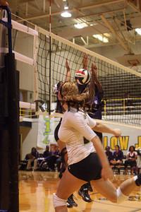 CHS Varsity Volleyball vs Everman Sept 9, 2011 (20)