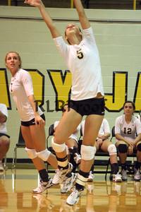CHS Varsity Volleyball vs Everman Sept 9, 2011 (44)