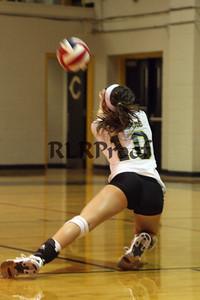 CHS Varsity Volleyball vs Everman Sept 9, 2011 (31)