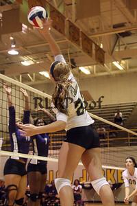 CHS Varsity Volleyball vs Everman Sept 9, 2011 (18)