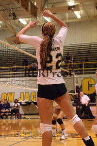 CHS Varsity Volleyball vs Everman Sept 9, 2011 (16)