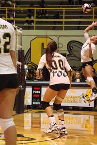 CHS Varsity Volleyball vs Everman Sept 9, 2011 (46)