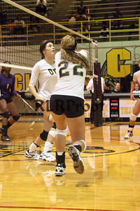 CHS Varsity Volleyball vs Everman Sept 9, 2011 (41)