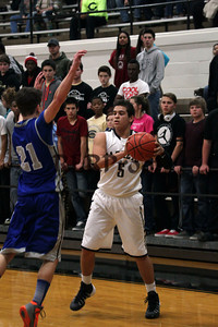 CHS vs Joshua Jan 23, 2014 (2)