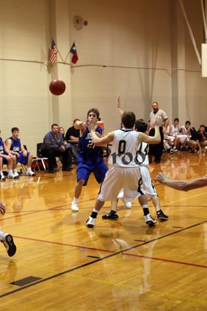 Cleburne High School vs Joshua Jan 14, 2011 (5)