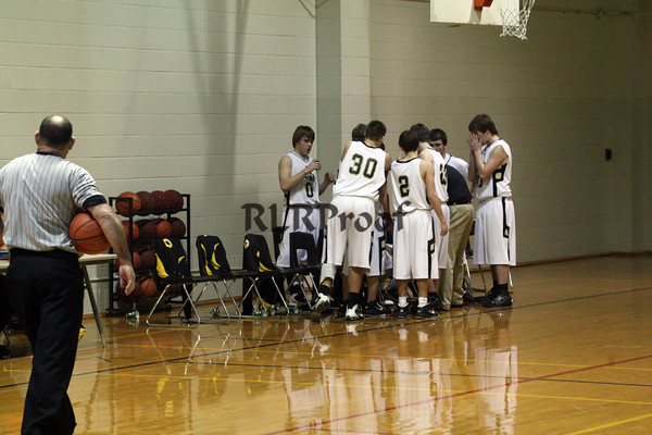Cleburne High School vs Joshua Jan 14, 2011 (1)