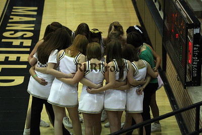 Cleburne vs West Mesquite Playoffs RD1 February 24, 2009