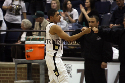 Cleburne vs West Mesquite Playoffs RD1 February 24, 2009 (6)