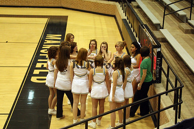 Cleburne vs West Mesquite Playoffs RD1 February 24, 2009 (2)