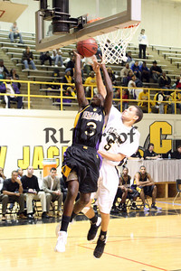 Cleburne vs Everman Dec 18 2007 (2)