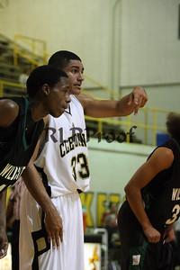 Yellowjackets vs Wildcats November 25, 2008 (40)