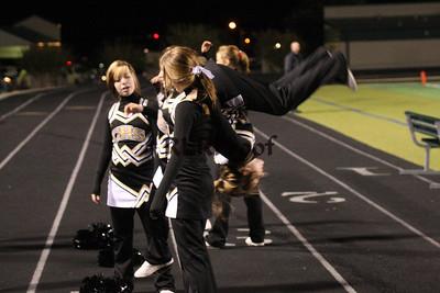 CHS Varsity Cheer October 24, 2008 (1)