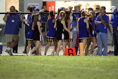 CHS Varsity Cheer October 3, 2008 (6)