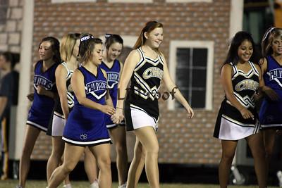 CHS Varsity Cheer October 3, 2008 (9)
