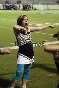 Cleburne Varsity Cheer October 31, 2008 (5)