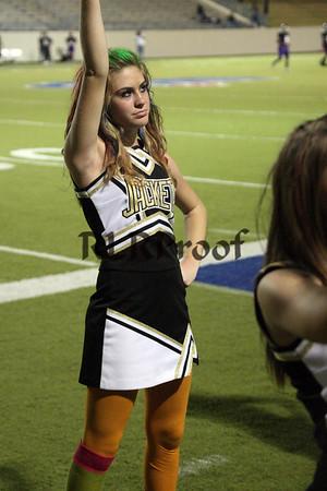 Cleburne Varsity Cheer October 31, 2008 (9)