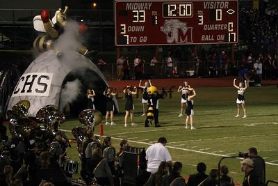 CHS Varsity Cheer Sept 26,2008 (1)