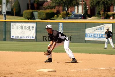 Wylie Varsity Baseball vs Plano West Sept 10, 2011 (30)
