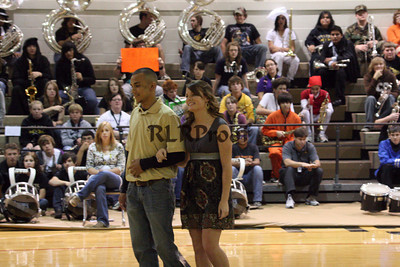 Cleburne High Home Coming Pep Rally Oct 30, 2009 (28)