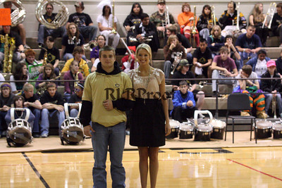 Cleburne High Home Coming Pep Rally Oct 30, 2009 (33)