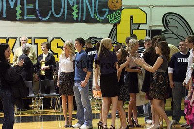 Cleburne High Home Coming Pep Rally Oct 30, 2009 (121)