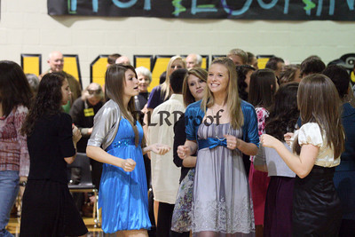 Cleburne High Home Coming Pep Rally Oct 30, 2009 (112)
